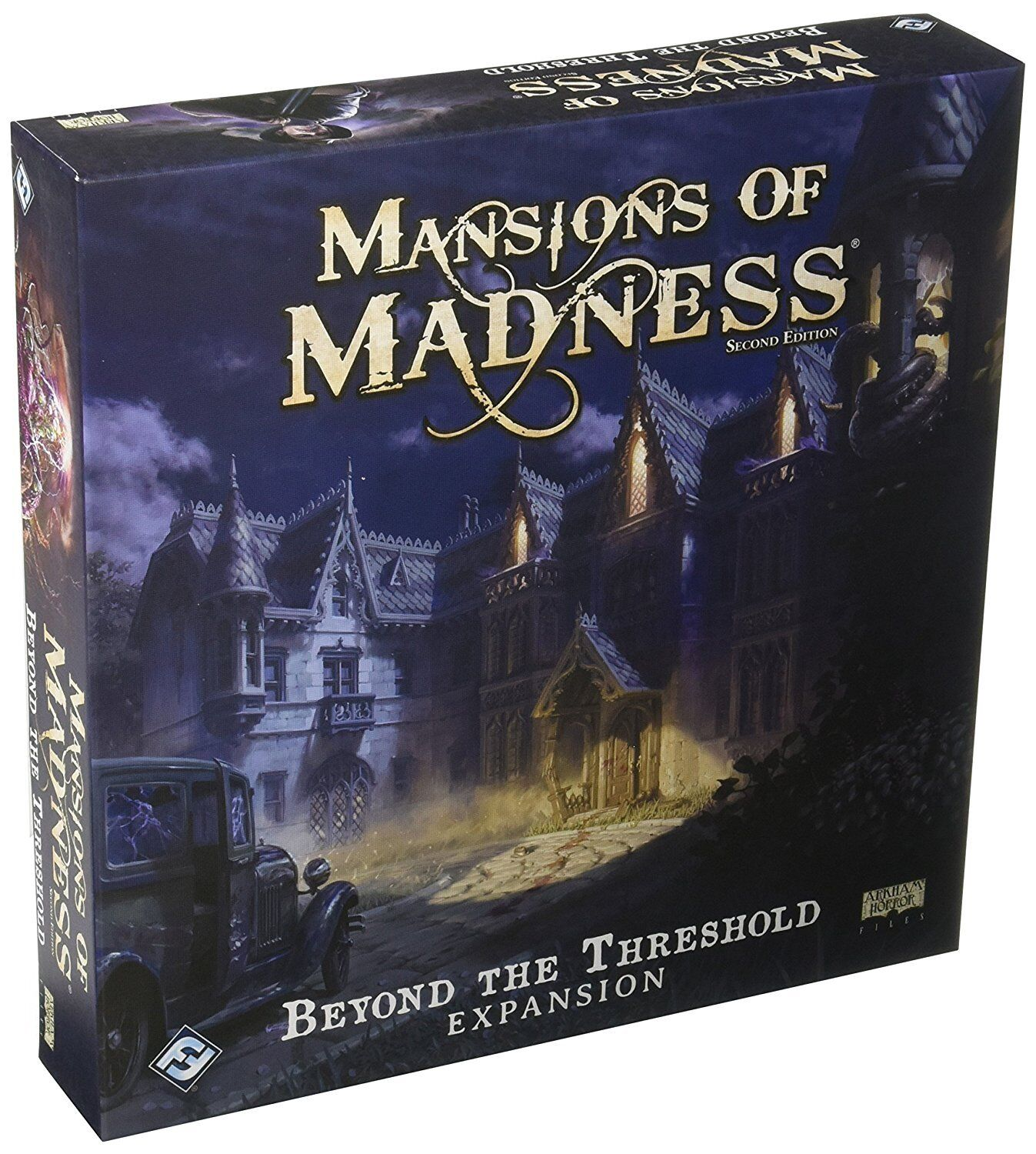 NEW Mansions of Madness 2nd Edition  Beyond the Threshold Expansion