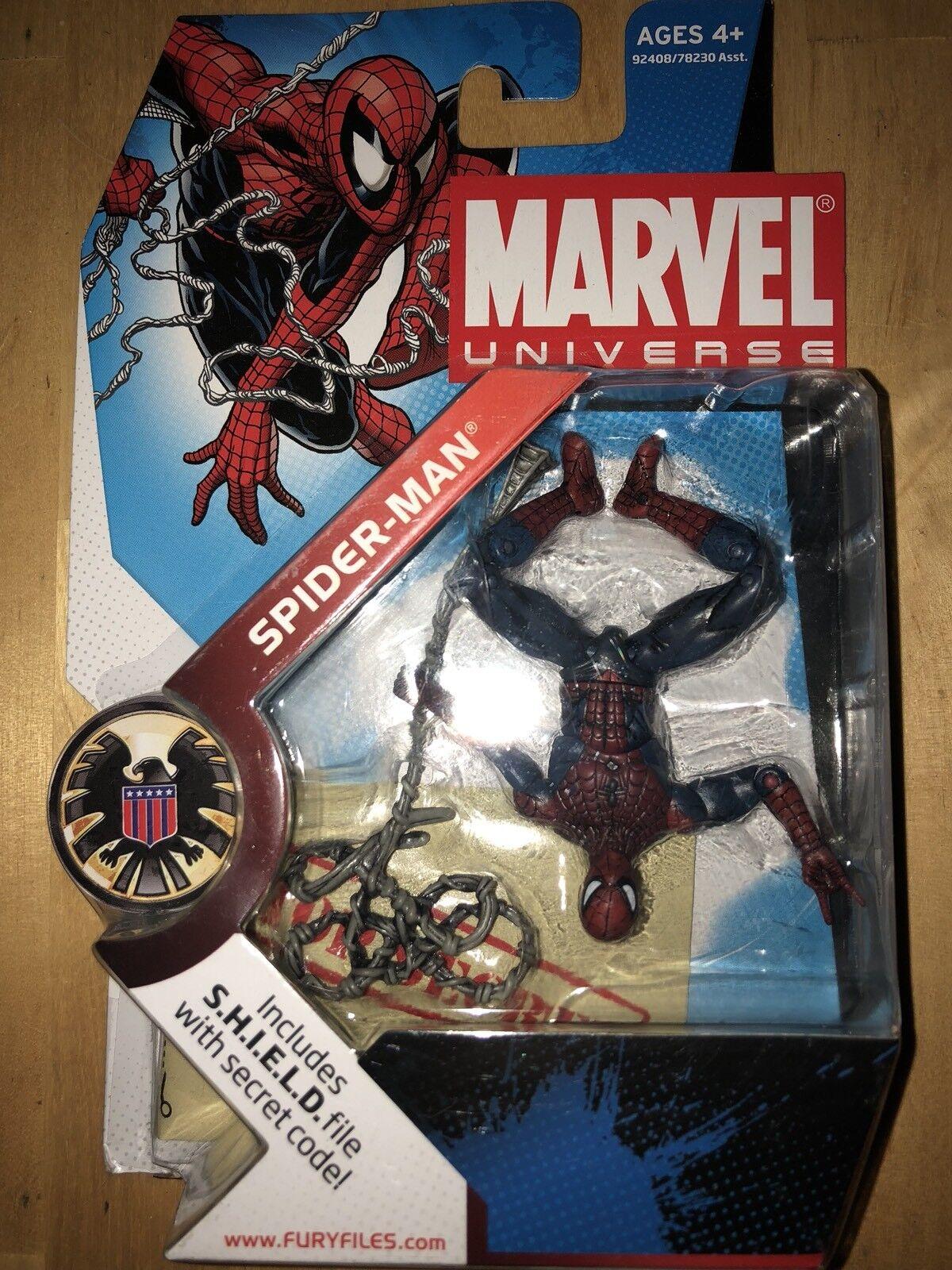 Marvel Universe SPIDER-MAN   AF MU 51