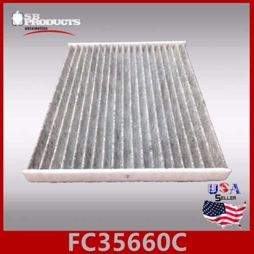 FC35660C MC1050 CABIN AIR FILTER ~ 2011-16 ELANTRA 1.8L /& 2014-16 RONDO CARBON
