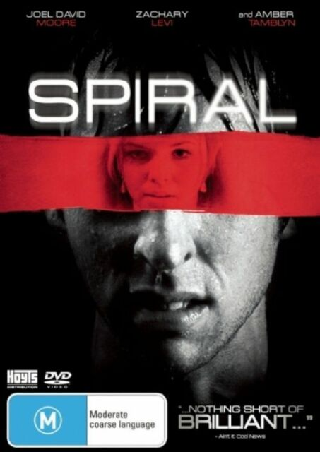 Spiral : VERY GOOD CONDITION DVD : VERY RARE :