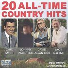 20 All Time Country Hits by Various Artists (CD, Aug-2002, King)