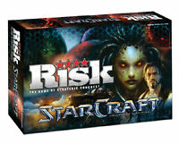 Risk: Starcraft Collector's Edition Game By Usaopoly