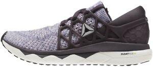 c2c7d62e6 Image is loading Reebok-Floatride-Run-Ultraknit-Womens-Running-Shoes-Grey