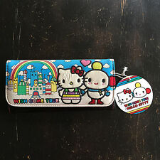 SANRIO HELLO KITTY WISH COME TRUE RARE WALLET by Loungefly Licensed W/ TAG !!!!!