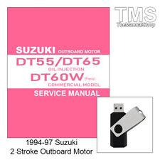 suzuki outboard boat motor waterpump repair kit dt55 hp 2 rh ebay com DT55 Suzuki Outboard Parts Catalog Suzuki DT25