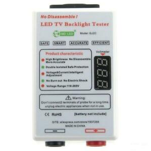 Details about TD 0-300V Output All Size LED LCD TV Backlight Tester Meter  Tool Lamp Beads