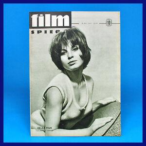 GDR-Filmspiegel-10-1964-by-the-15-05-Helga-Piur-Jean-Gabin-Alaskafuchse