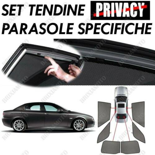 LAMPA ALFA ROMEO 156 4P KIT TENDINE PRIVACY 10//97/>05//03
