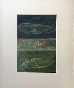 Unbekannter-Surrealist-Akt-im-Meer-M-Keresztessy