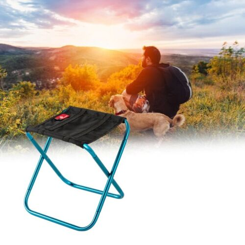 Portable Hiking Camping Folding Chair Compact Outdoor Fishing Camping BBQ Chair