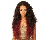 Isis Red Carpet Synthetic Lace Front Wig Rcp289 Super Jacky Long Curly