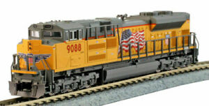 Kato-N-Scale-SD70ACe-Locomotive-Union-Pacific-UP-9088-DC-DCC-Ready-1768522
