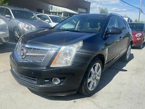 2011 Cadillac SRX AWD AUTOMATIQUE FULL AC MAGS CUIR TOIT PANORAMIQUE