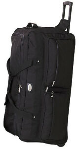 Transworld-42-034-Rolling-Duffel-Bag-Suitcase-Jumbo-Duffle-Luggage-Travel-Suitcase