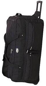 Transworld-42-Rolling-Duffel-Bag-Suitcase-Jumbo-Duffle-Luggage-Travel-Suitcase