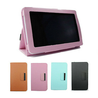 "New Leather Stand Cases Protect Cover For Universal Android Tablet 9.7"" 10.1"""