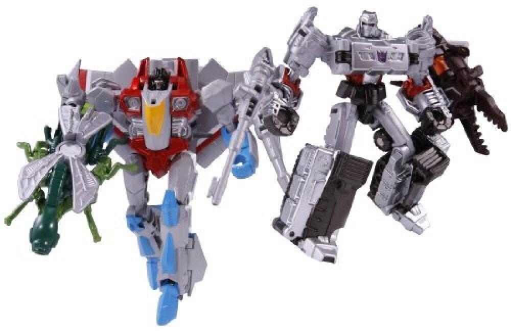 Takara Tomy Transformer TF Generations TG-28 Megatron & Starscream