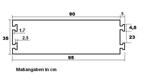 2er Set 3 Kanal Kabelbrücke Überfahr Rampe Schlauch Kabel Brücke Schutz Schwelle
