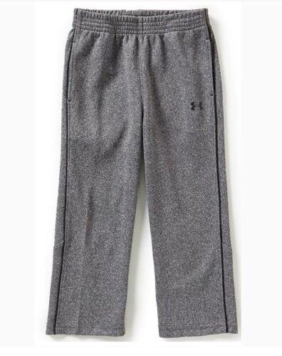 Under Armour Kid/'s Mid-Weight Warm-Up-Preschool Pants.