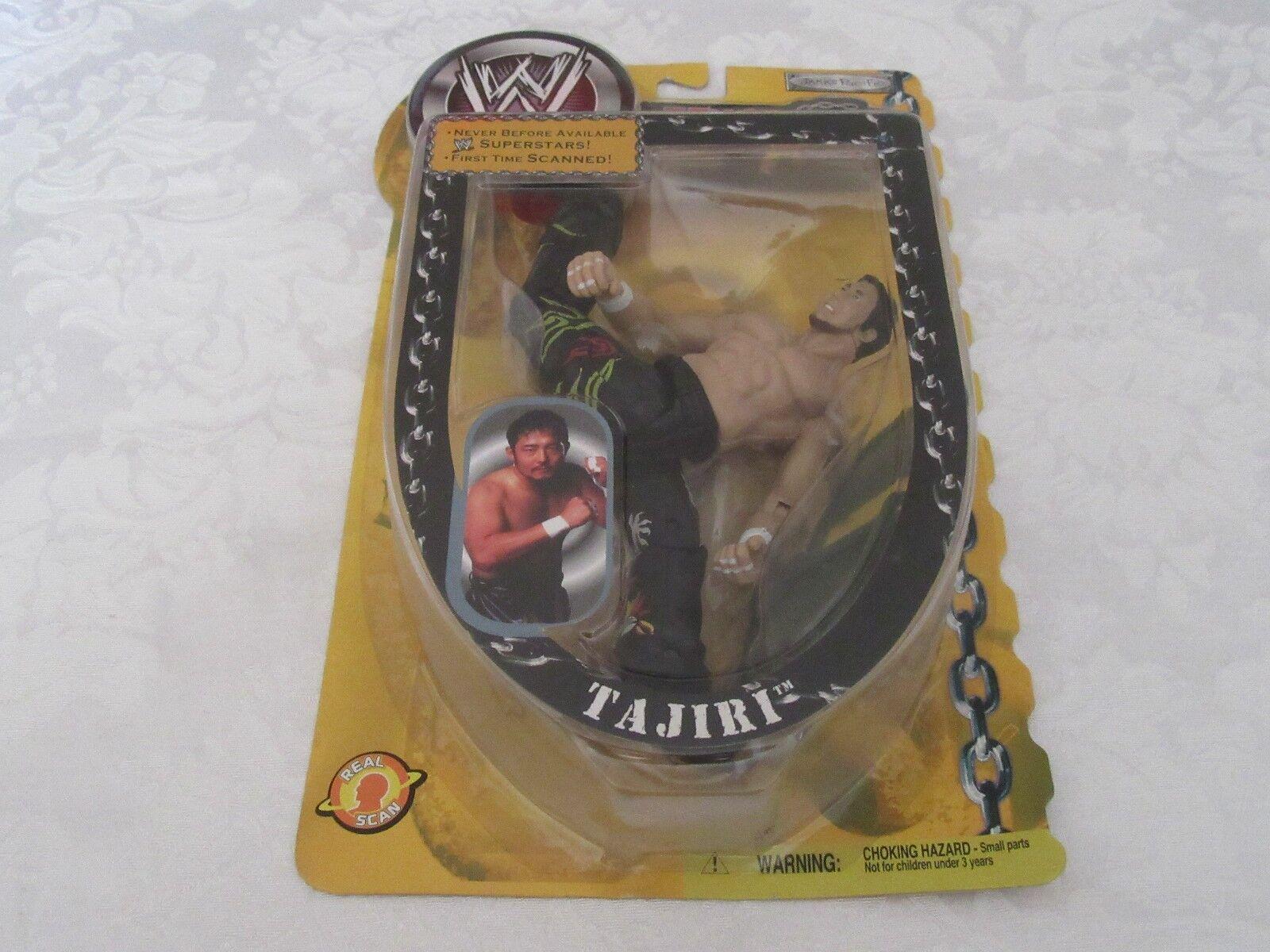 Jakks Pacific Pacific Pacific WWE WWF Unchained Fury Tajiri azione cifra 4421c3