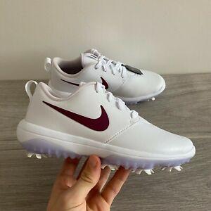 Nike-Womens-Roshe-G-Tour-Golfschuhe-UK-5-5-us-8-eur-39-weiss-ar5582-103