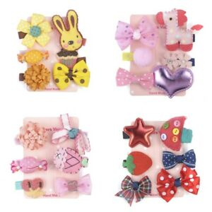 6pcs-set-Baby-Girl-Hair-Clip-Bow-Flower-Mini-Barrettes-Party-Star-Kids-Hairpins