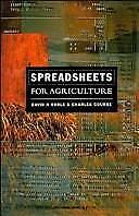 Spreadsheets for Agriculture, David Noble, Used; Good Book