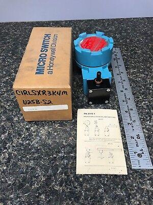 LSXA7L HONEYWELL MICRO SWITCH Explosion Proof Limit Switch