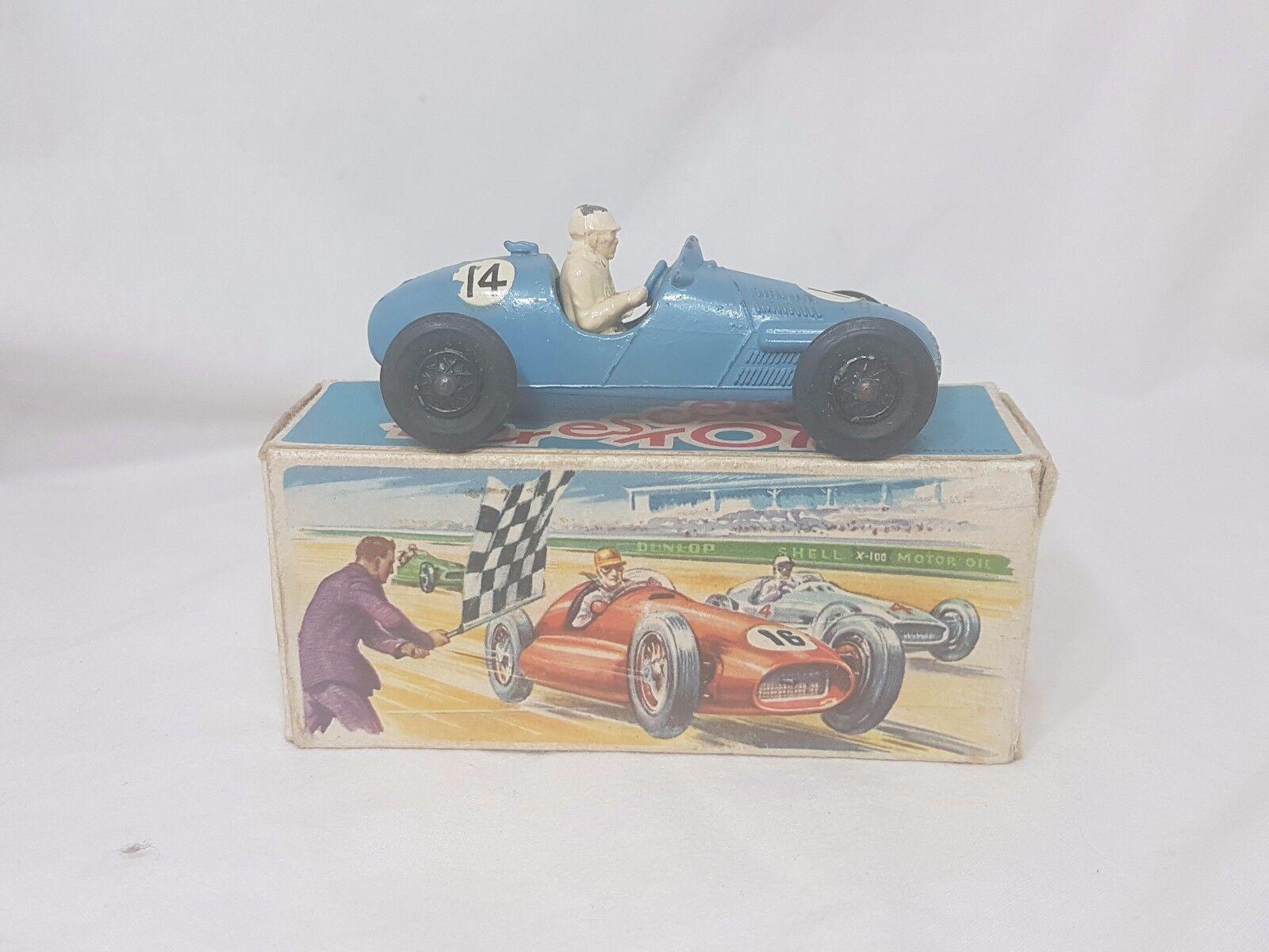 Crescent Juguetes No.1289 Gordini 2.5 litros-Azul Pálido