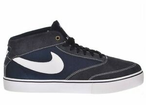 Nike OMAR SALAZAR LR Dark Obsidian White Discounted (144) Mens Athletic Shoes