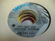 Soul 45 THE 8TH DAY She's Not Just Another Woman on Invictus