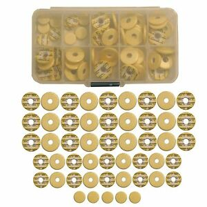 Flute Pad Assortment, IC300, 50 Pack, Made in USA!