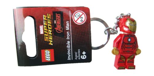 853706 LEGO Super Héros Invincible Iron Man porte-clés