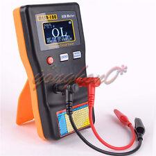 Esr Capacitor Meter Autoranging In Circuit Tester Mesr 100 Up To 0001 To 100r