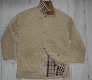 London Beige Zu Jacket Burberry Quilted Details R4A5Lj