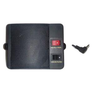 gl 120 sp 80 altoparlante esterno con filtro noise per