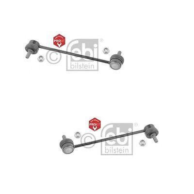FEBI BILSTEIN Koppelstange Stabilisator 32066 vorne links Stahl für HYUNDAI i10