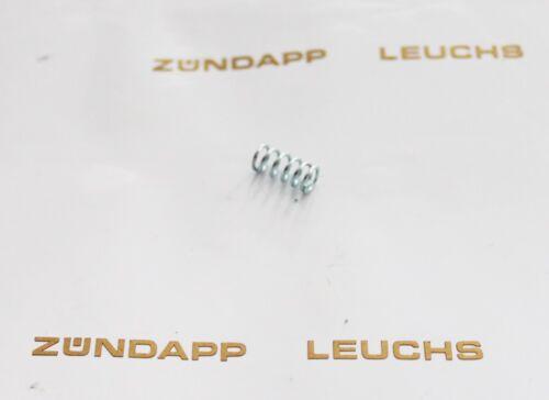 Zündapp Mikuni 13 Vergaser Feder Standgas Luft 284-04.930 A 25 Typ 460