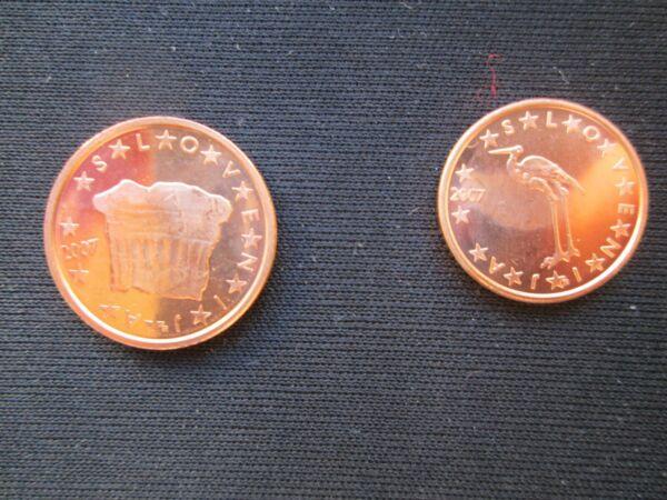 1 Et 2 Cents Slovenie 2007