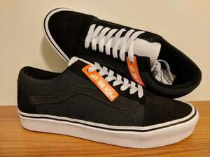 0ea2ff6f71 VANS New Old Skool Lite Mesh Suede Vault Men s Shoes Size USA 9 UK ...