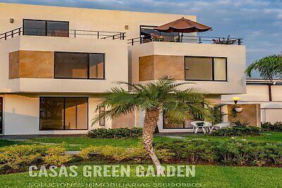 Casa Residencial con Piscina 3 Rec Roof Garden Sports Club y Salon d Fiestas CUERNAVACA SUR