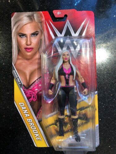 WWE Dana Brooke Series #68A action figure New SEALED PACKAGE
