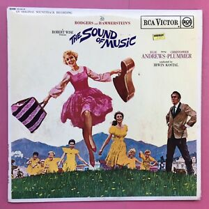 The-Sound-of-Music-Bande-Originale-RCA-SB-6616-stereo-VG-etat