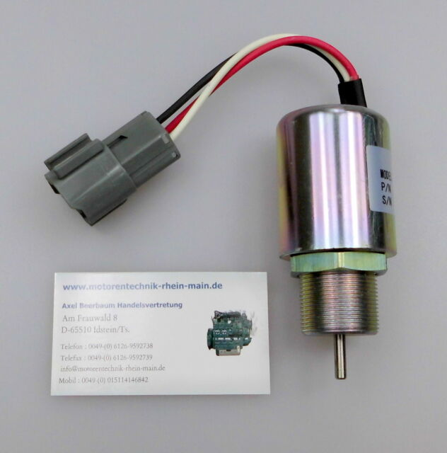 Kraftstoffpumpe Förderpumpe Mitsubishi Motor L2E L3E PelJob SCHAEFF