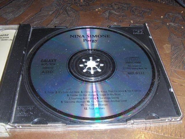 NINA SIMONE: NINA SIMONE - PORGY - THE STARLIGHT