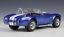 Welly-1-24-1965-Shelby-Cobra-427-SC-Diecast-Model-Racing-Car-Blue-New-in-Box miniature 4