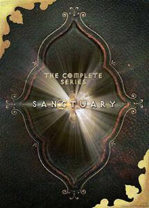 Sanctuary-The-Complete-Series-18-Disc-DVD-NEW
