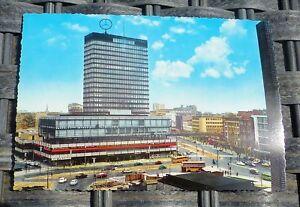 Europe-Center-Berlin-Carte-Postale-50er-60er-Annees-Kruger-921-81-A