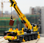 Sembo-Blocksteine-Engineering-Kran-Kinder-Figur-Spielzeug-Model-Geschenk-665PCS Indexbild 2