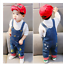 26-style-Kids-Baby-Boys-Girls-Overalls-Denim-Pants-Cartoon-Jeans-Casual-Jumpers thumbnail 54